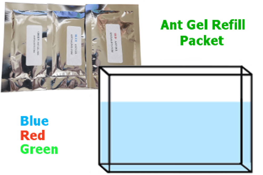 Ant Gel Refill Packet