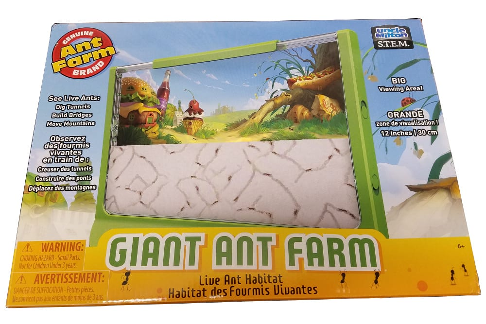 Giant Ant Farm 0