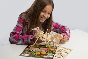 3D Worker Ant Puzzle